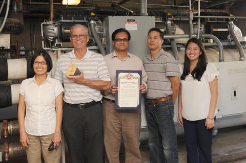 2013 Energy Preservation Award