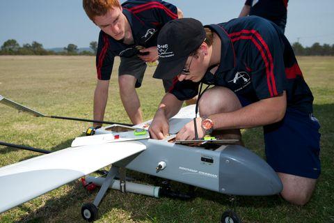 UAV Challenge - Outback Rescue in Australia