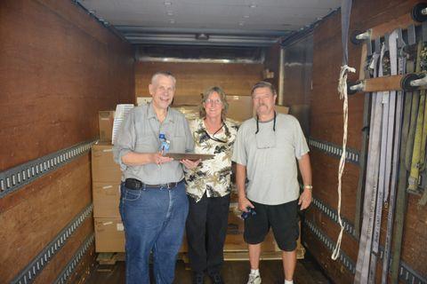 Brevard County Donation