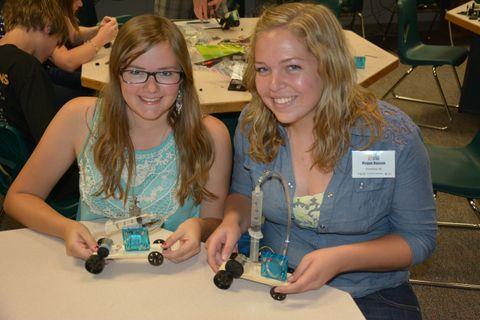 STEM/Cybersecurity Summer Camp (a)
