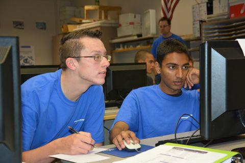 STEM/Cybersecurity Summer Camp (b)