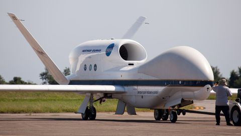 NASA Global Hawks (a)