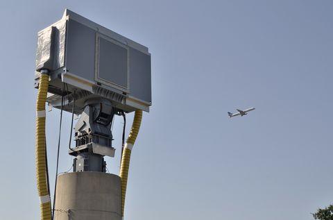 Air and Missile Defense Radar
