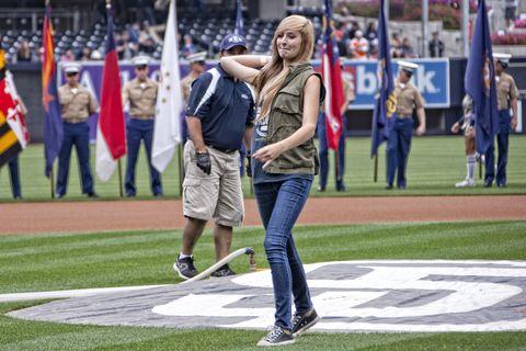 Hailey Stewart, San Diego Padres