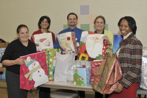 Holiday Giving Program