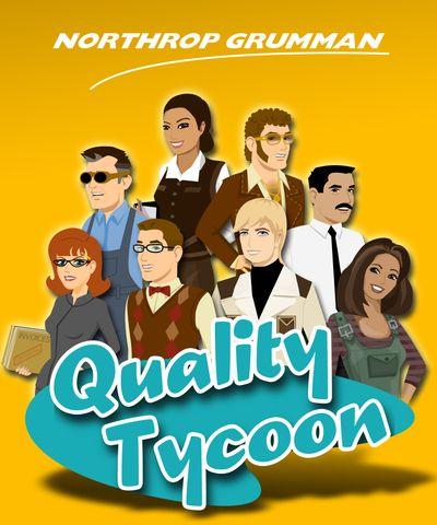 Northrop Grumman's Quality Tycoon
