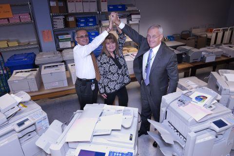 Printer Donation