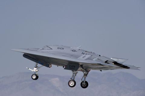 X-47B Demonstrator (b)