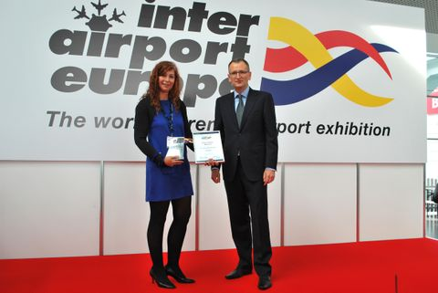 Inter Airport Europe Innovation Award