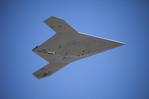Northrop X-47B demonstrator