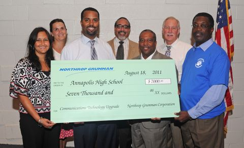 Annapolis High School Grant