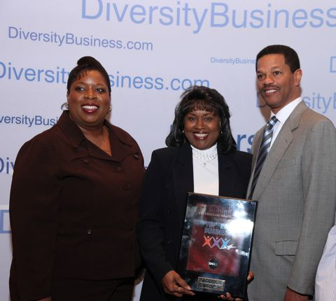 2011 Champion of Diversity award