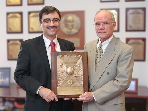 2010 Pioneer Award