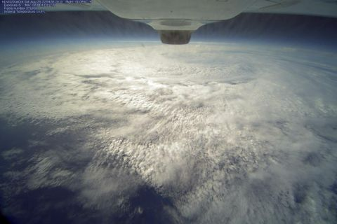 Hurricane Surveillance Missions (a)