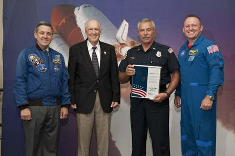 NASA Silver Snoopy Award (b)