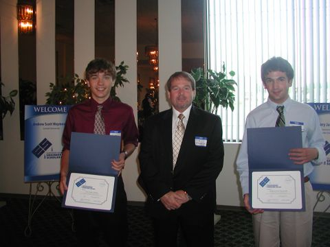 Third Annual Engineering Scholars Program Winners