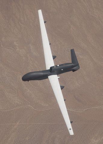 Euro Hawk Inflight (a)