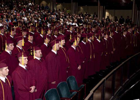 Apprentice Graduation