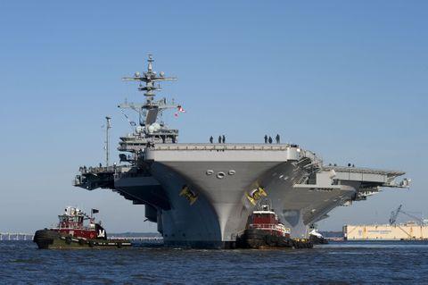 USS George H.W. Bush