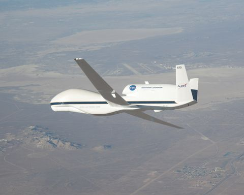 Global Hawk aircraft