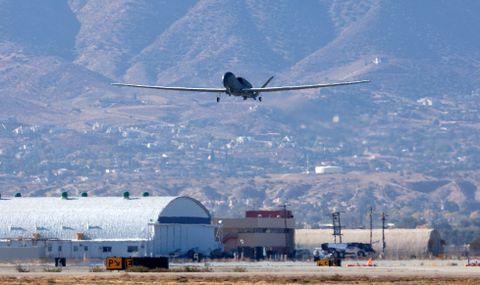 AF-18 Takeoff