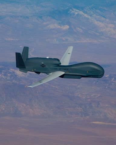 AF-18 Inflight