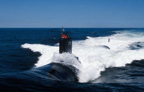 USS Cheyenne (SSN 773)
