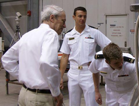 Naval Academy Internship