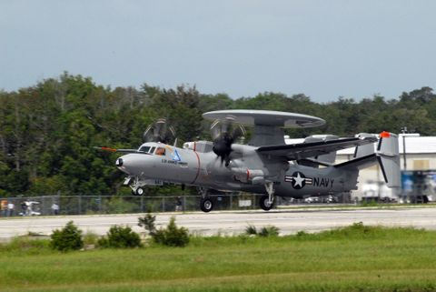 E-2D Advanced Hawkeye (a)
