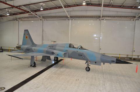 F-5N Aircraft