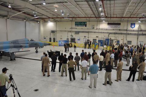 F-5 Ceremony