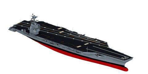 Aircraft Carrier CVN 79