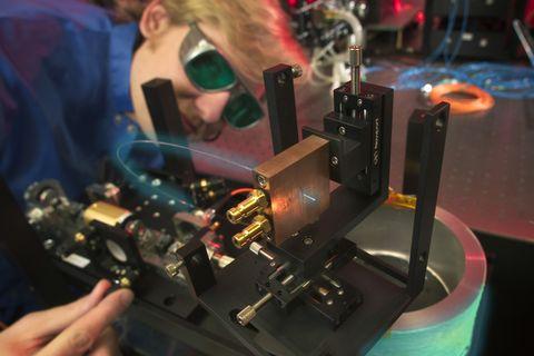 Fiber Laser Amplifier