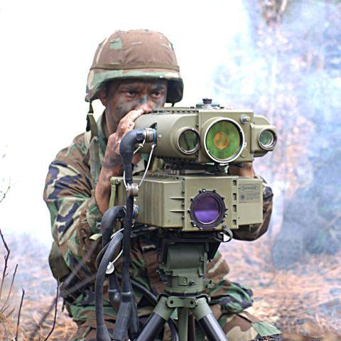 Laser Designator Rangefinder