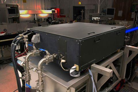 Vesta II Solid-State Laser
