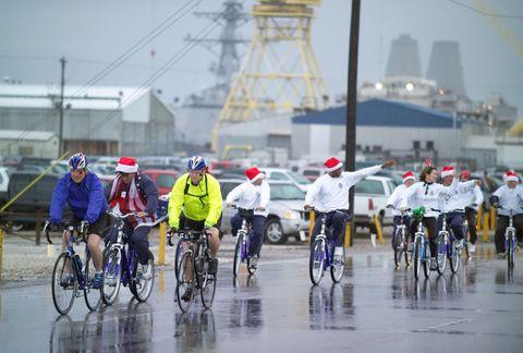 Bikes or Bust Program