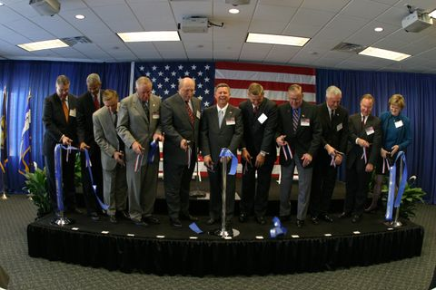 Ribbon Cutting in Nebraska