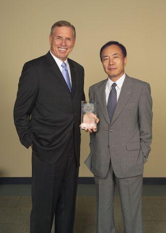 Honda Premier Partner Award