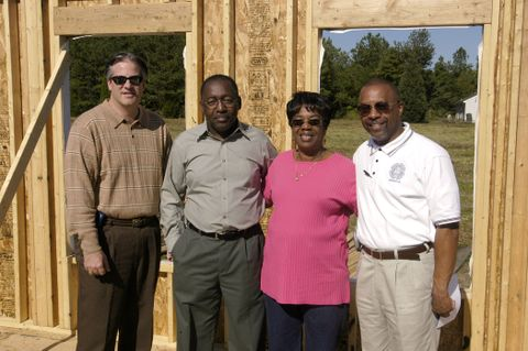 Habitat for Humanity Participants