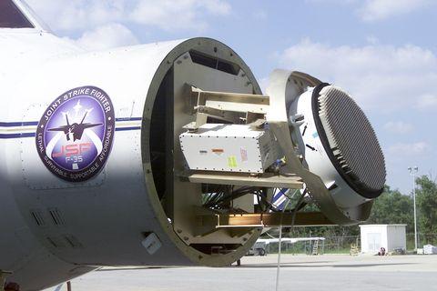 Joint Strike Fighter Radar (a)