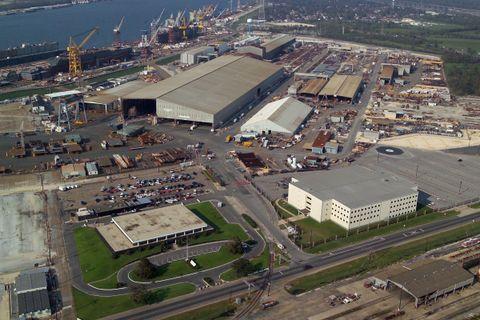 New Orleans Shipyard