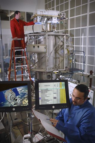 Orbital Express Tests