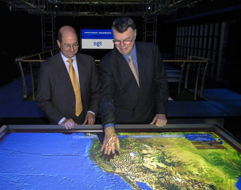 Touch Table System
