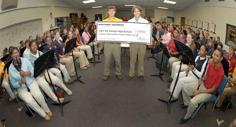 Gautier High School Band