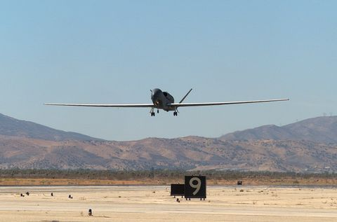 RQ-4A Global Hawk (a)