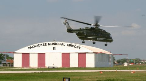 VH-92 Presidential Helicopter (A)