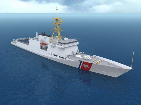 Maritime Security Cutter