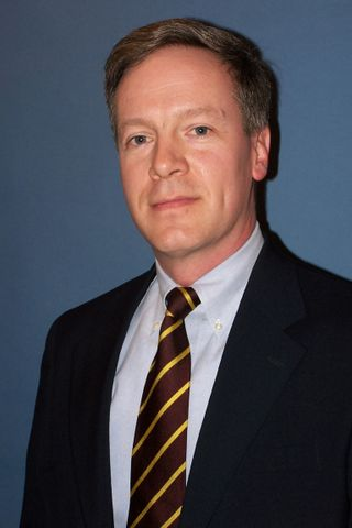 Photo Release -- Criminal Justice Expert Jeffrey Harmon Joins Northrop Grumman