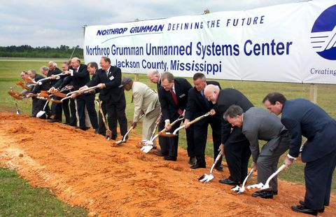 Breaks Ground on Unmanned Aerial Vehicle