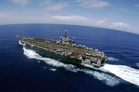 Photo Release -- Northrop Grumman Awarded Planning Contract for USS Carl Vinson (CVN 70)